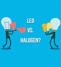 halogén vagy LED izzók